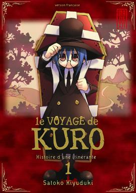 Le voyage de Kuro T1, manga chez Kana de Kiyuduki