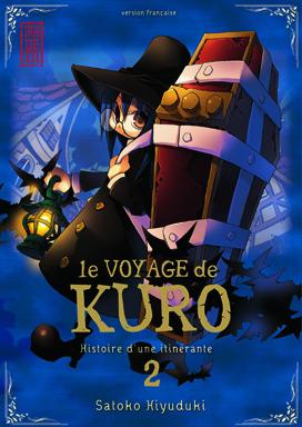Le voyage de Kuro T2, manga chez Kana de Kiyuduki