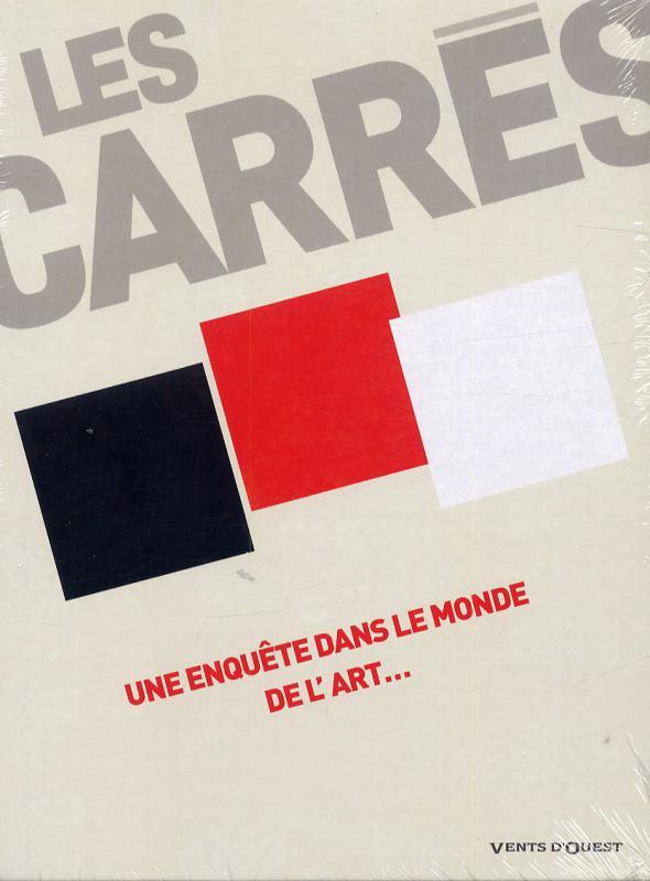 Les carrés T3 : Carré blanc (0), bd chez Vents d'Ouest de Adam, Martin, Pixel Vengeur