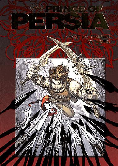 Prince of Persia T1 : Avant la tempête de sable (0), comics chez Hachette Disney de Mechner, Stewart, Edwards, Robertson