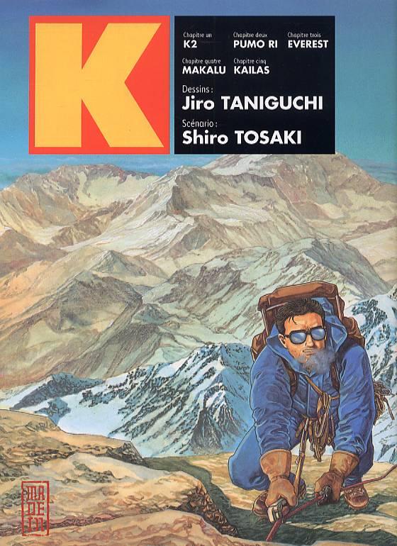 K, manga chez Kana de Tosaki, Taniguchi
