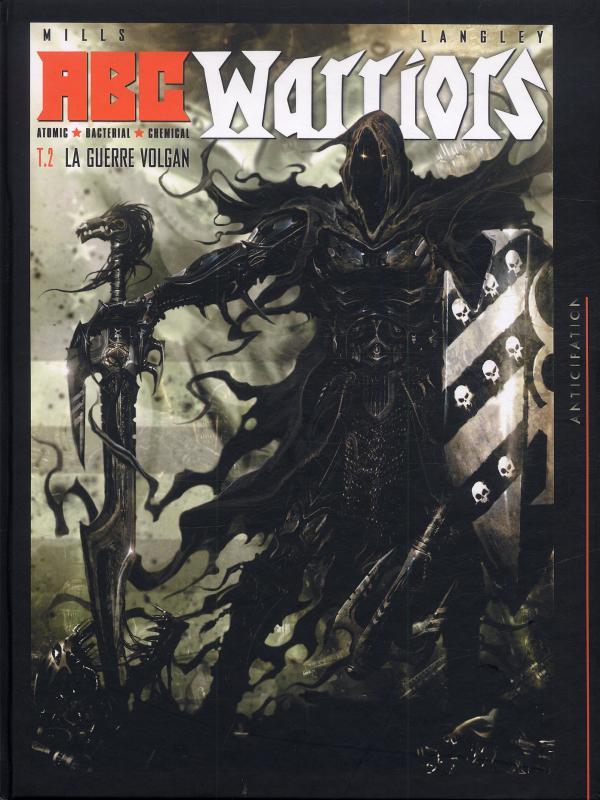 ABC Warriors T2 : La guerre Volgan (0), comics chez Soleil de Mills, Langley