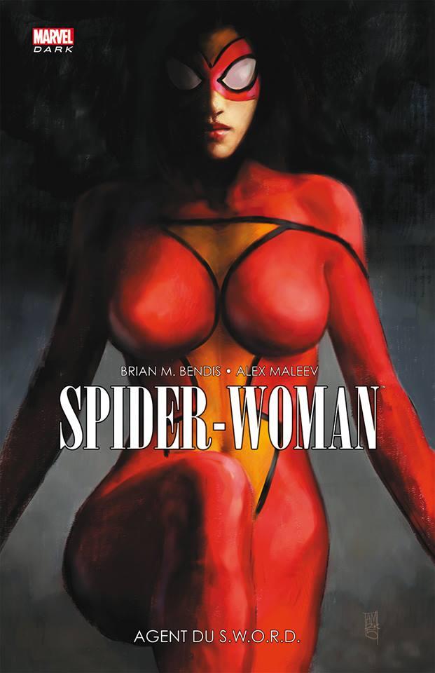 Spider-Woman : Agent du S.W.O.R.D. (0), comics chez Panini Comics de Bendis, Maleev
