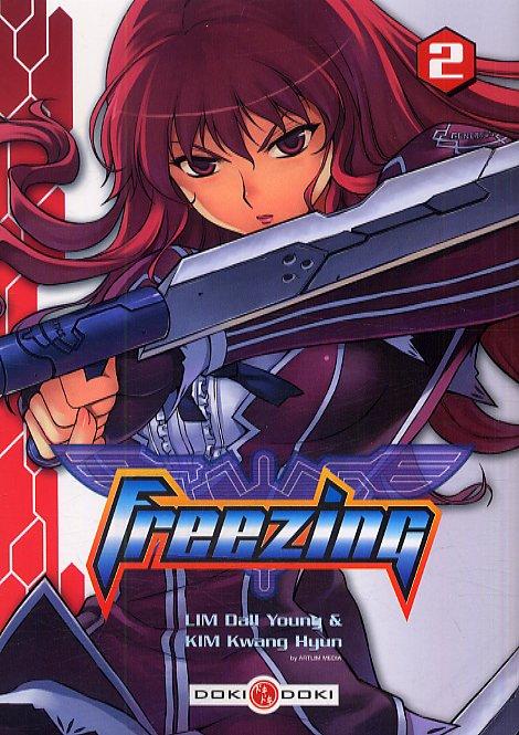 Freezing T2, manga chez Bamboo de Lim, Kim