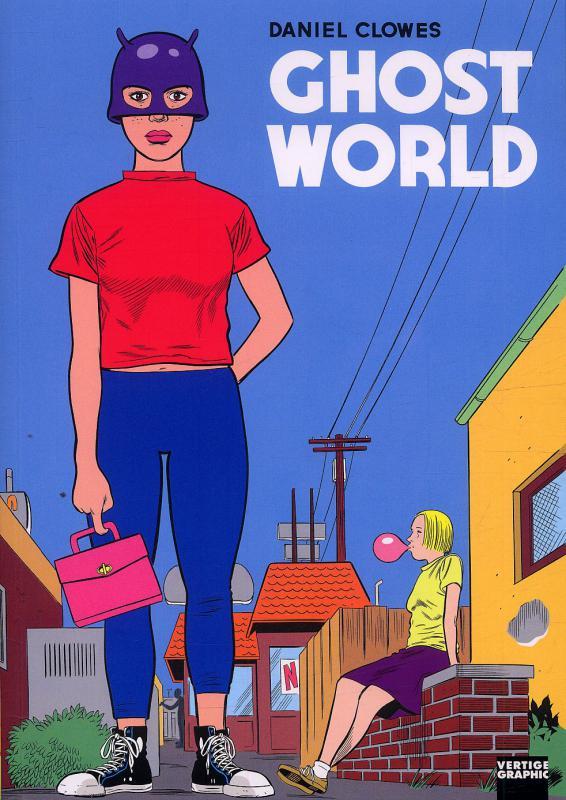 Ghost World, comics chez Vertige Graphic de Clowes