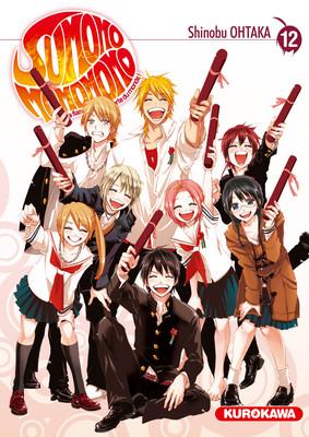 Sumomomo Momomo  T12, manga chez Kurokawa de Ohtaka