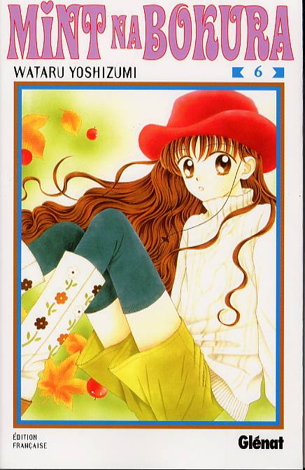 Mint Na Bokura T6, manga chez Glénat de Yoshizumi