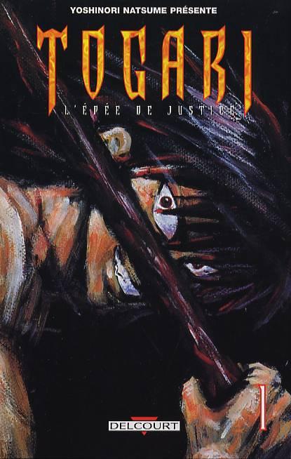 Togari T1, manga chez Delcourt de Natsume