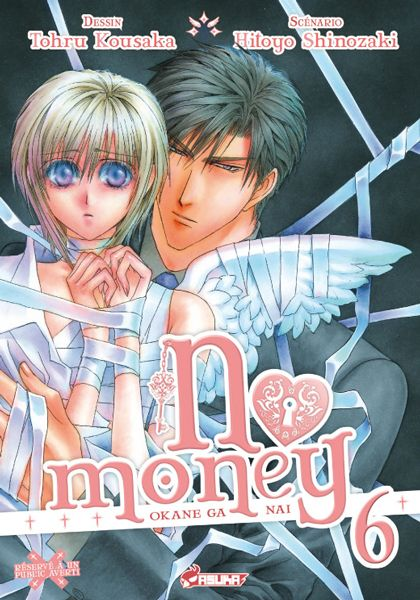 No money T6, manga chez Asuka de Kousaka, Shinozaki