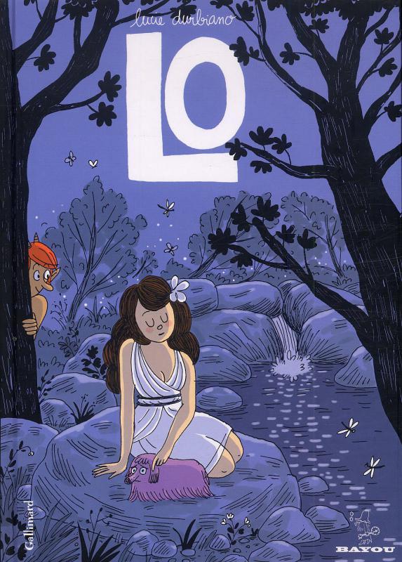 Lo, bd chez Gallimard de Durbiano