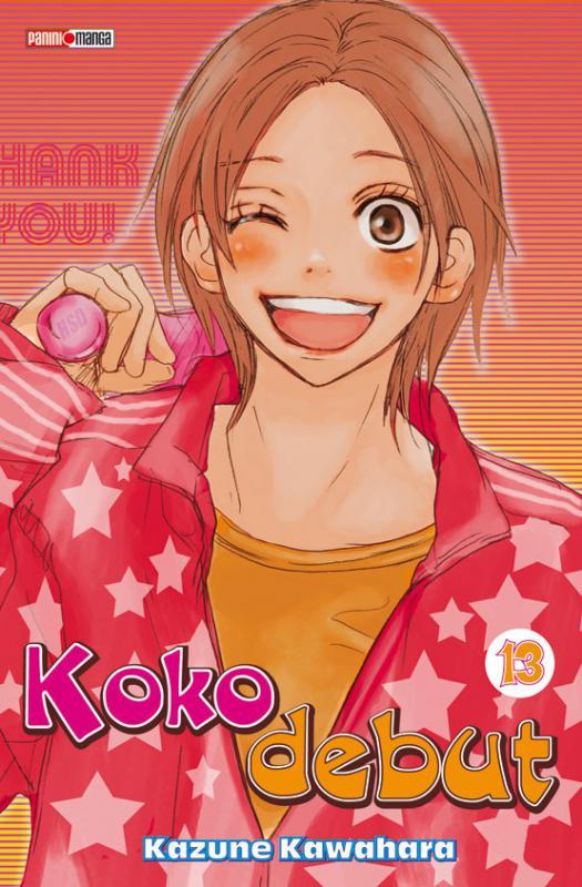 Koko debut T13, manga chez Panini Comics de Kawahara