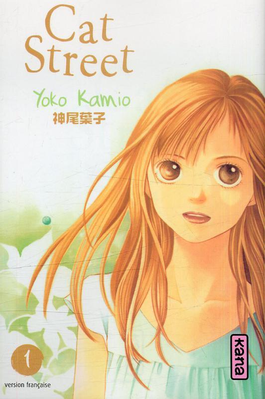 Cat street T1, manga chez Kana de Kamio