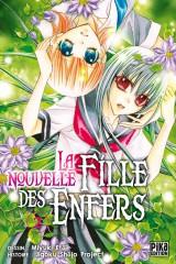 La nouvelle fille des enfers T2, manga chez Pika de Jigoku shojo project, Etô