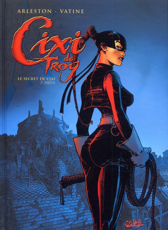 Cixi de Troy T2 : Le secret de Cixi (0), bd chez Soleil de Arleston, Vatine, Besson