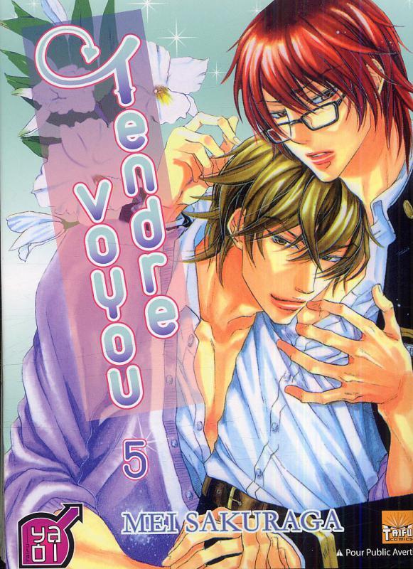 Tendre voyou T5, manga chez Taïfu comics de Sakuraga