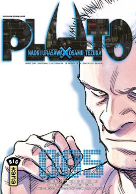 Pluto T5, manga chez Kana de Tezuka, Urasawa