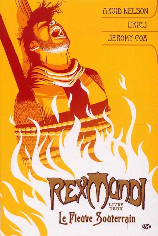 Rex Mundi T2 : Le fleuve souterrain (0), comics chez Milady Graphics de Nelson, Johnson, Cox, Ferreyra
