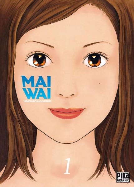 Maiwai T1 : Calme plat (0), manga chez Pika de Mochizuki