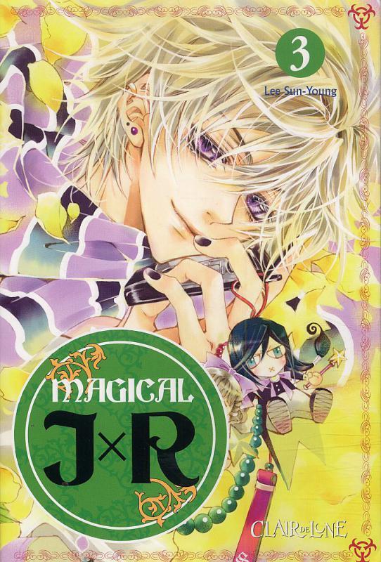 Magical JxR T3, manga chez Clair de Lune de Lee