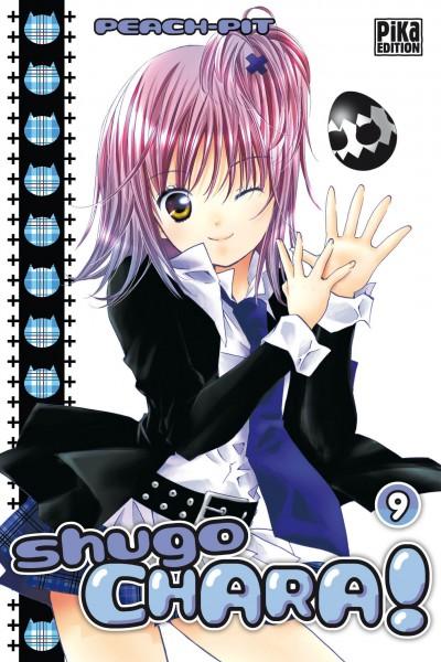 Shugo chara – Edition simple, T9, manga chez Pika de Peach-Pit
