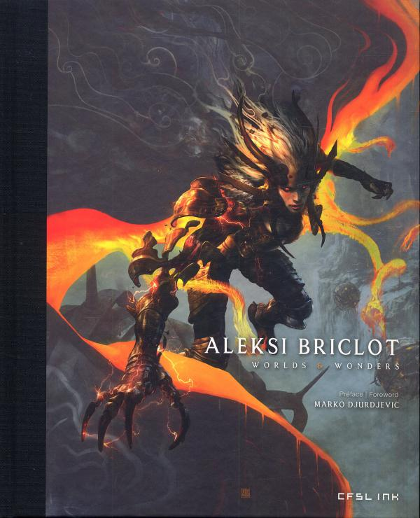 Aleksi Briclot : Worlds & wonders (0), bd chez Ankama de Briclot
