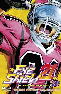 Eye Shield 21 T29 : Le quarterback providentiel (0), manga chez Glénat de Inagaki, Murata