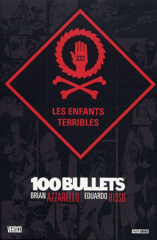 100 Bullets – Edition Softcover, T12 : Les enfants terribles (0), comics chez Panini Comics de Azzarello, Risso, Mulvihill, Johnson