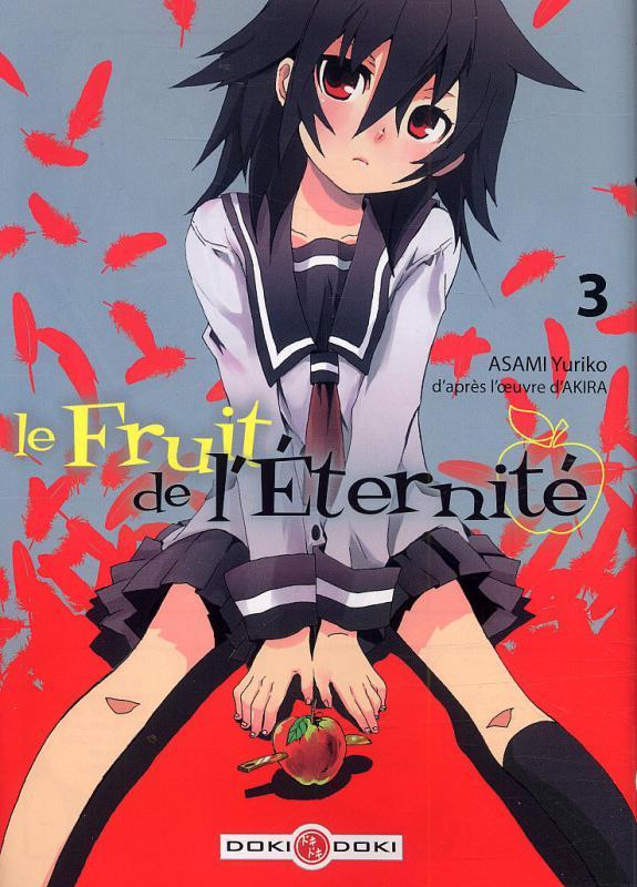 Le fruit de l'éternité T3, manga chez Bamboo de Asami