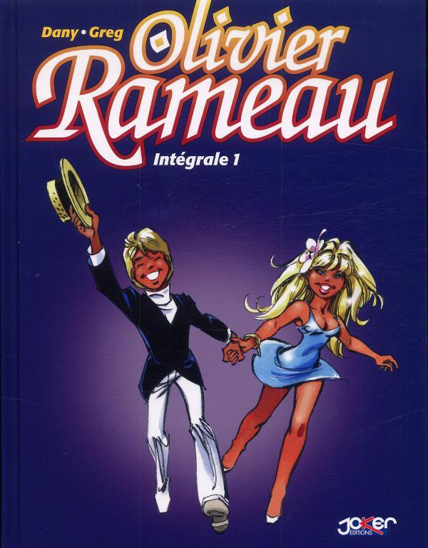 Olivier Rameau T1, bd chez Joker de Greg, Dany