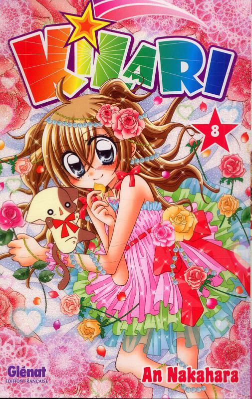 Kilari  T8, manga chez Glénat de Nakahara