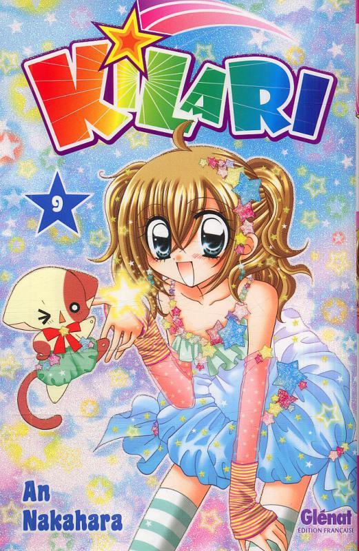 Kilari  T9, manga chez Glénat de Nakahara