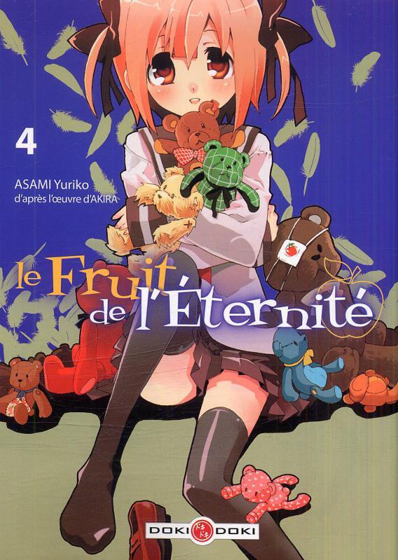 Le fruit de l'éternité T4, manga chez Bamboo de Asami, Akira