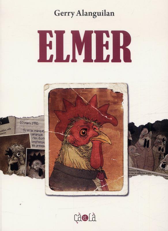 Elmer, comics chez Çà et là de Alanguilan