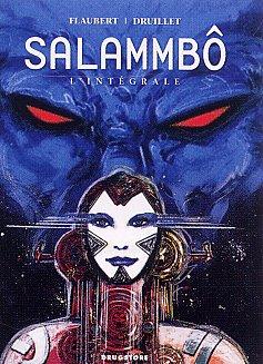 Salammbô, bd chez Drugstore de Flaubert, Druillet