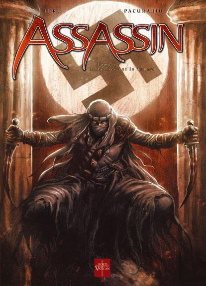 Assassin T1 : La Lumière et le Tunnel (0), bd chez Soleil de Peru, Pacurariu, Panarin