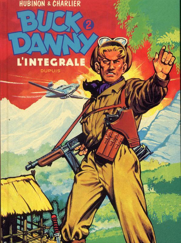 Buck Danny T2 : 1948-1951 (1), bd chez Dupuis de Charlier, Hubinon