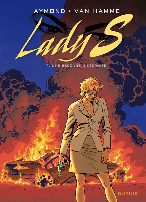 Lady S. T7 : Une seconde d'éternité (0), bd chez Dupuis de Van Hamme, Aymond, Gérard