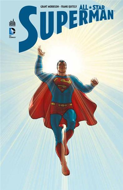 All-Star Superman, comics chez Urban Comics de Morrison, Quitely, Grant