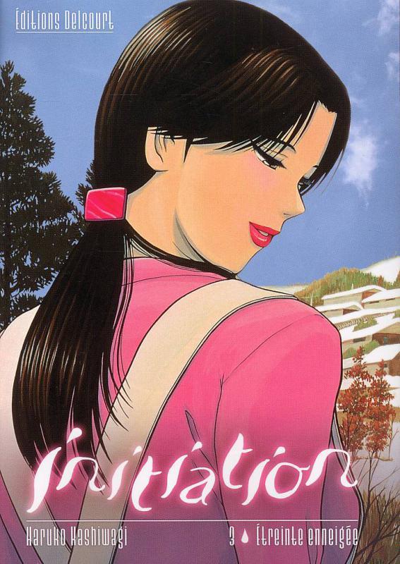 Initiation T3, manga chez Delcourt de Kashiwagi