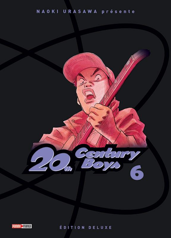 20th Century Boys – Edition deluxe, T6, manga chez Panini Comics de Urasawa