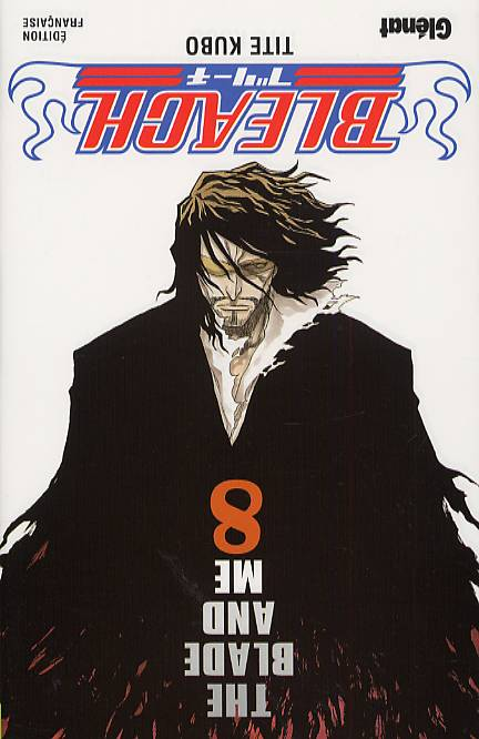 Bleach T8 : The Blade and Me (0), manga chez Glénat de Kubo