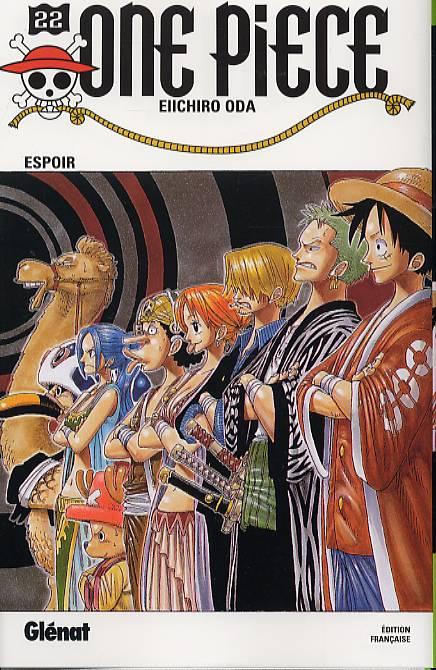 One Piece T22 : Espoir (0), manga chez Glénat de Oda