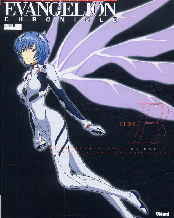 The Essential Evangelion Chronicle (Artbooks) T2 : Side B (0), manga chez Glénat de Gainax