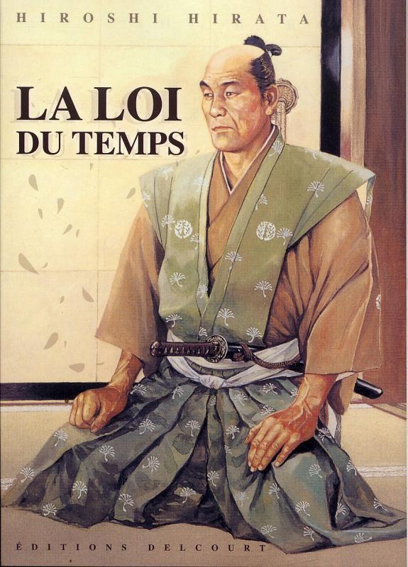La Loi du temps, manga chez Delcourt de Hirata