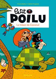 Petit Poilu T9 : Le trésor de coconut (0), bd chez Dupuis de Fraipont, Bailly