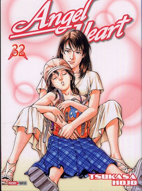 Angel heart – 1st Season, T32, manga chez Panini Comics de Hôjô