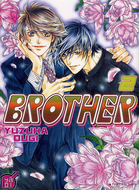 Brother T2, manga chez Taïfu comics de Ougi