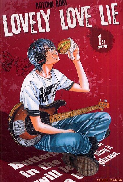 Lovely love lie T1, manga chez Soleil de Aoki