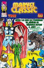 Marvel Classic – V 1, T2 : Le pouvoir du Dieu du tonnerre (0), comics chez Panini Comics de Lee, Kirby