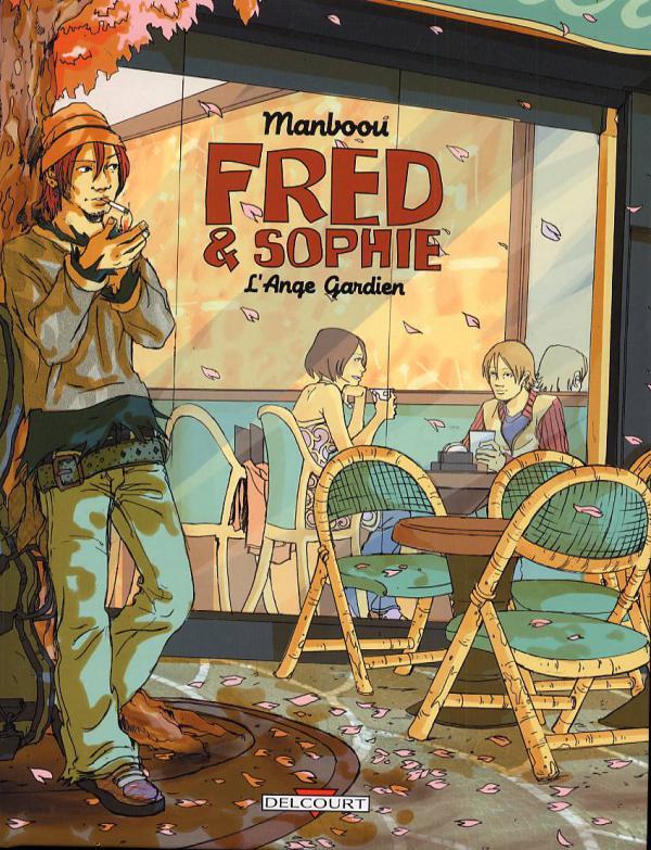 Fred et Sophie T1 : L'ange gardien (0), bd chez Delcourt de Manboou